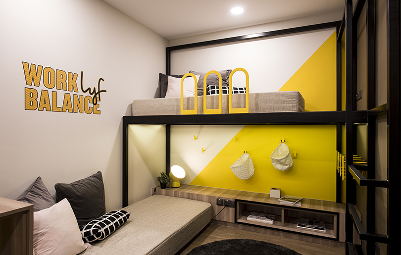 Co-Living Apartments by lyf by Ascott